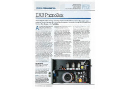 EAR Phonobox Chrome review von Ken Kessler